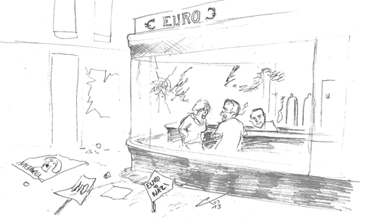 Eurokrise 2013 broken dreams